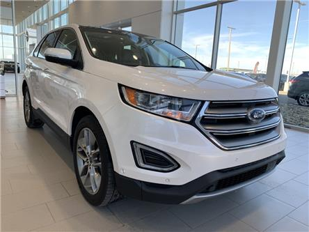 2016 Ford Edge Titanium (Stk: V7734) in Saskatoon - Image 1 of 19