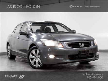 2008 Honda Accord EX-L V6 (Stk: 802127T) in Brampton - Image 1 of 19