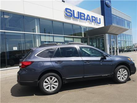2017 Subaru Outback 2.5i Touring (Stk: 30301A) in Thunder Bay - Image 1 of 11