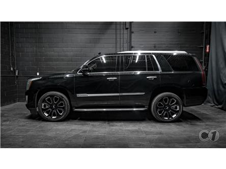 2018 Cadillac Escalade Luxury (Stk: CT21-419) in Kingston - Image 1 of 42