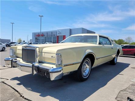 1976 Lincoln Continental MARK IV (Stk: 9A802451) in Cobourg - Image 1 of 21