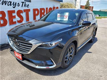 2019 Mazda CX-9 Signature (Stk: 21-065) in Oshawa - Image 1 of 17
