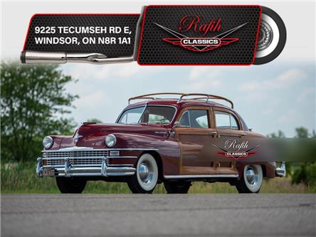 1948 Chrysler Town and Country Sedan  (Stk: classi) in Windsor - Image 1 of 22