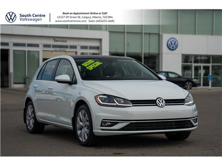 2019 Volkswagen Golf 1.4 TSI Execline (Stk: 90809) in Calgary - Image 1 of 38