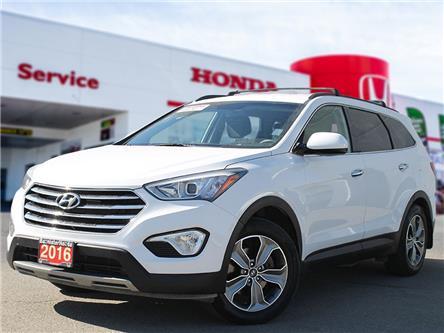 2016 Hyundai Santa Fe XL Base (Stk: P21-052A) in Vernon - Image 1 of 15