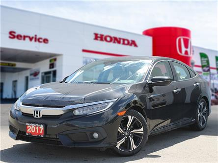 2017 Honda Civic Touring (Stk: P21-111) in Vernon - Image 1 of 5