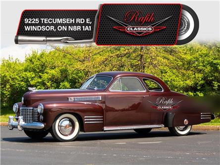 1941 Cadillac Club Coupe  (Stk: PM7742) in Windsor - Image 1 of 30