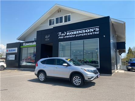 2016 Honda CR-V SE (Stk: ) in Sault Ste. Marie - Image 1 of 34