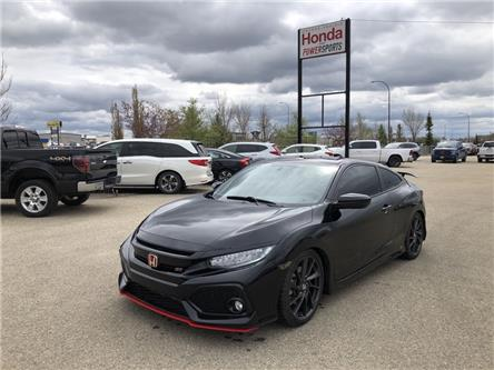 2018 Honda Civic Si (Stk: P21-072) in Grande Prairie - Image 1 of 27