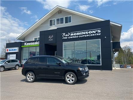 2016 Jeep Compass  (Stk: 21-08-3047) in Sault Ste. Marie - Image 1 of 32