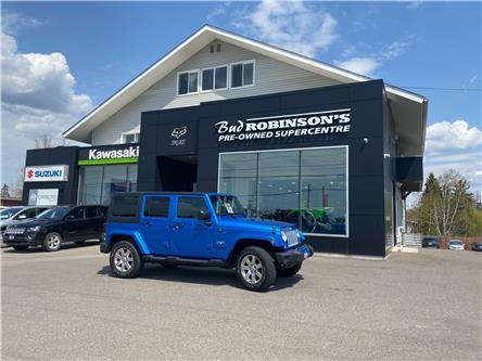 2016 Jeep Wrangler Unlimited Sport (Stk: 21-11-3075) in Sault Ste. Marie - Image 1 of 32