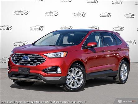 2021 Ford Edge Titanium (Stk: 21D2740) in Kitchener - Image 1 of 23