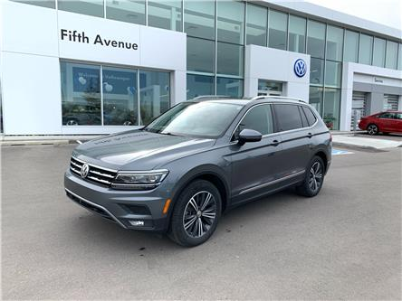 2018 Volkswagen Tiguan Highline (Stk: 21234A) in Calgary - Image 1 of 19