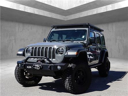2019 Jeep Wrangler Unlimited Sport (Stk: 9776A) in Penticton - Image 1 of 19