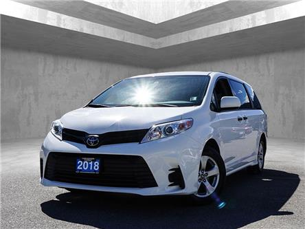 2018 Toyota Sienna  (Stk: 9784A) in Penticton - Image 1 of 21
