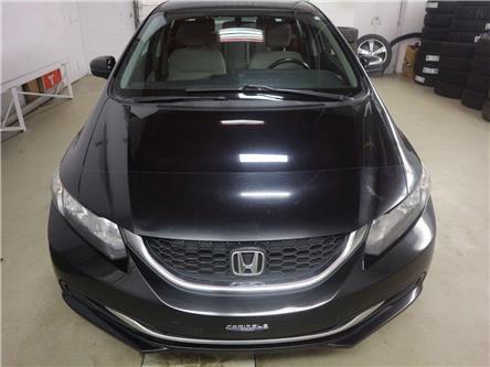 2014 Honda Civic LX (Stk: l0646b) in Québec - Image 1 of 28