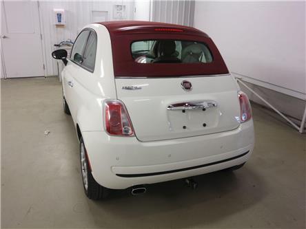 2013 Fiat 500C Pop (Stk: 376A) in Québec - Image 1 of 9