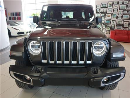 2018 Jeep Wrangler Unlimited Sahara (Stk: M0355A) in Québec - Image 1 of 30