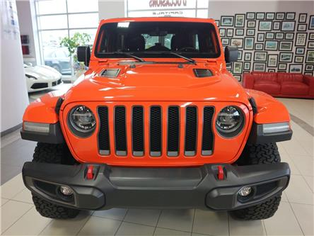 2019 Jeep Wrangler Unlimited Rubicon (Stk: M0360A) in Québec - Image 1 of 30
