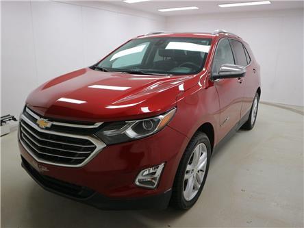 2018 Chevrolet Equinox Premier (Stk: 1M155R) in Quebec - Image 1 of 27