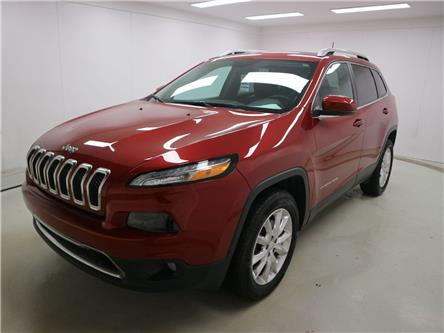 2017 Jeep Cherokee Limited (Stk: 961U) in Quebec - Image 1 of 19