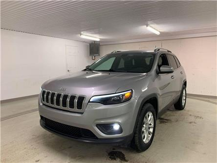 2019 Jeep Cherokee North (Stk: 21021a) in Mont-Joli - Image 1 of 16
