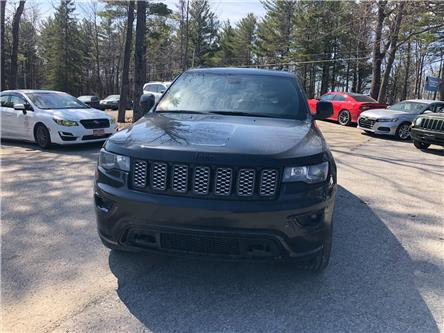 2019 Jeep Grand Cherokee Laredo (Stk: u0520) in Rawdon - Image 1 of 8