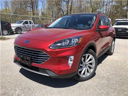 2021 Ford Escape Titanium (Stk: ES21445) in Barrie - Image 1 of 24