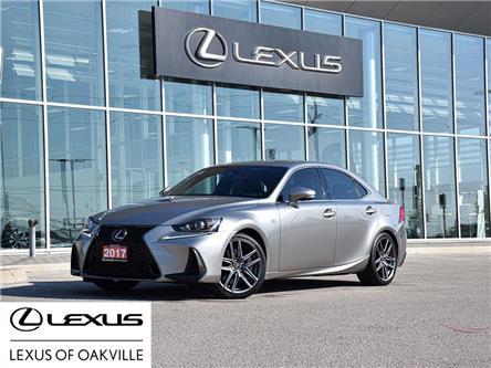 2017 Lexus IS 300 Base (Stk: UC8167) in Oakville - Image 1 of 22