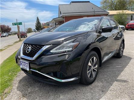 2020 Nissan Murano SV (Stk: 64302) in Belmont - Image 1 of 29