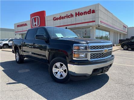 2015 Chevrolet Silverado 1500  (Stk: U04821) in Goderich - Image 1 of 17