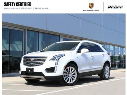 2017 Cadillac XT5 AWD Luxury (Stk: P16989A) in Vaughan - Image 1 of 30