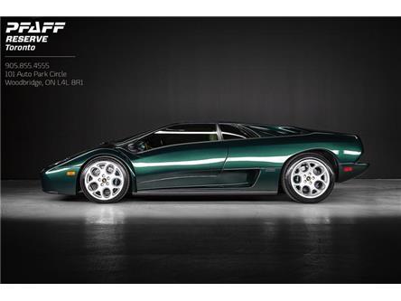 2001 Lamborghini Diablo  (Stk: MU2603) in Woodbridge - Image 1 of 22