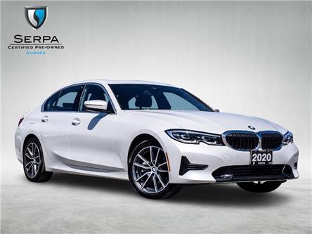 2020 BMW 330i xDrive (Stk: P1517) in Aurora - Image 1 of 27