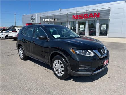 2017 Nissan Rogue S (Stk: 2015A) in Chatham - Image 1 of 18