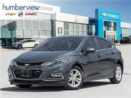 2018 Chevrolet Cruze LT Auto (Stk: 522624DP) in Toronto - Image 1 of 22
