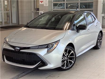 2021 Toyota Corolla Hatchback Base (Stk: 22897) in Kingston - Image 1 of 26