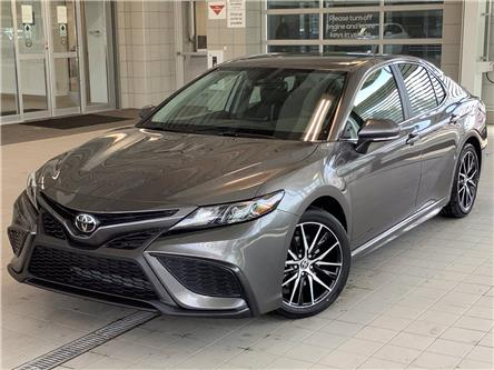 2021 Toyota Camry SE (Stk: 22893) in Kingston - Image 1 of 27