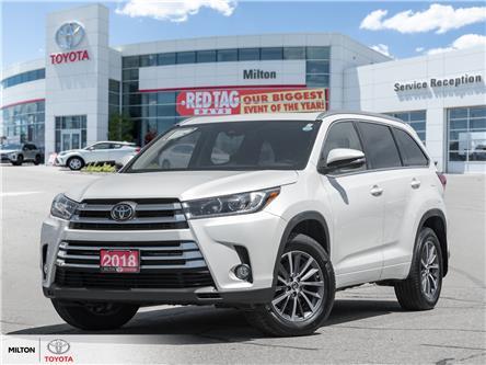 2018 Toyota Highlander XLE (Stk: 529674) in Milton - Image 1 of 24