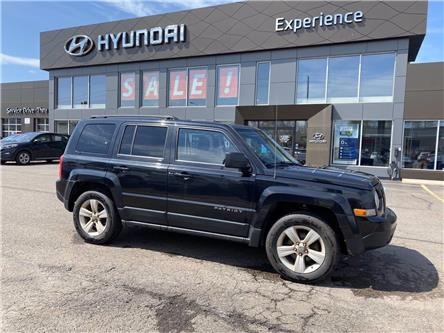2011 Jeep Patriot Sport/North (Stk: N1201AA) in Charlottetown - Image 1 of 8