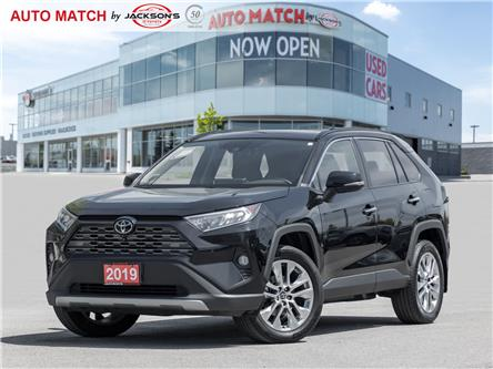 2019 Toyota RAV4 Limited (Stk: U6197A) in Barrie - Image 1 of 21