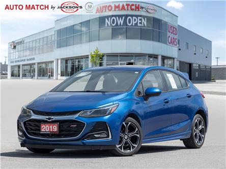 2019 Chevrolet Cruze LT (Stk: U1436A) in Barrie - Image 1 of 20