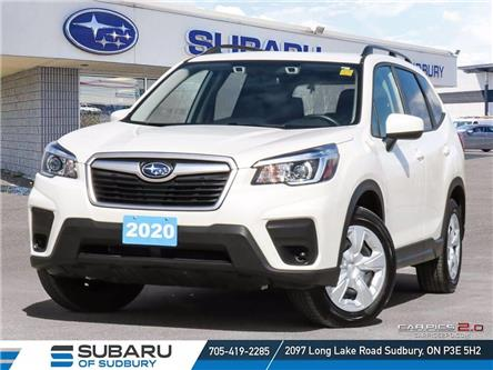 2020 Subaru Forester Base (Stk: S20284) in Sudbury - Image 1 of 24