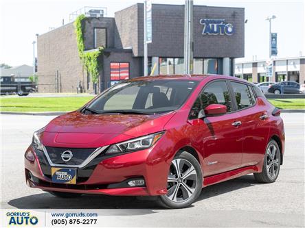 2018 Nissan LEAF SV (Stk: 310788) in Milton - Image 1 of 19