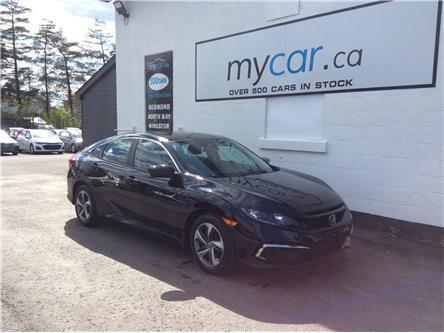 2019 Honda Civic LX (Stk: 210409) in Ottawa - Image 1 of 21