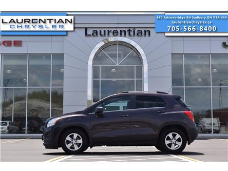 2016 Chevrolet Trax LT (Stk: 20368A) in Greater Sudbury - Image 1 of 26