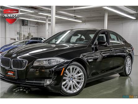 2011 BMW 550i  (Stk: ) in Oakville - Image 1 of 35