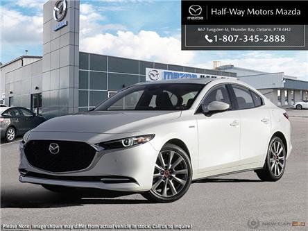 2021 Mazda Mazda3 GT w/Turbo (Stk: 4478) in Thunder Bay - Image 1 of 22
