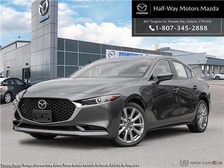 2021 Mazda Mazda3 GT (Stk: 4570) in Thunder Bay - Image 1 of 23