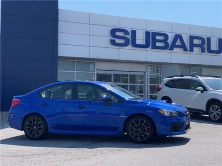 2018 Subaru WRX Sport-tech (Stk: L030) in Newmarket - Image 1 of 12